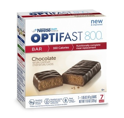 Chocolate Bar Optifast