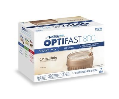 Chocolate Powder Optifast 800