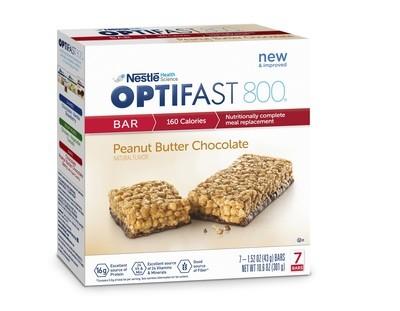 Peanut Butter Chocolate Bar Optifast