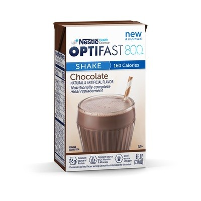 RTD Chocolate Optifast 800