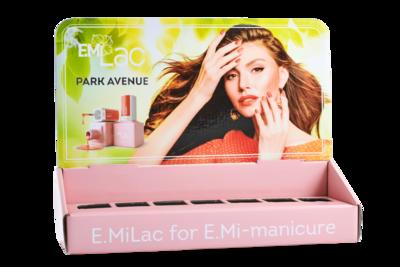 Display E.MiLac Park Avenue