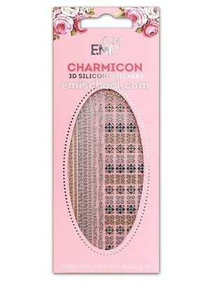 Charmicon 3D Silicone Stickers #78 Chain