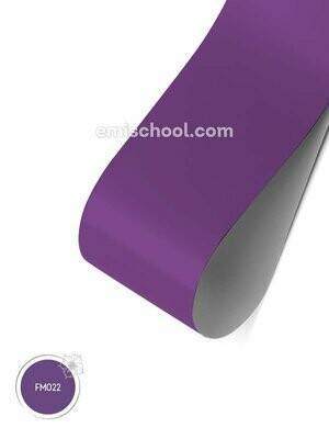 Foil matte Purple, 1.5 m