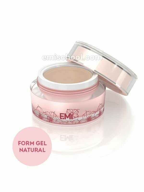 Form Gel Natural, 5/15/50 g.