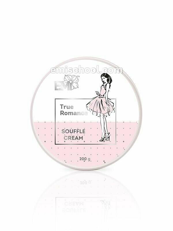 Hand and Body Cream Souffle True Romance, 50/200 ml.