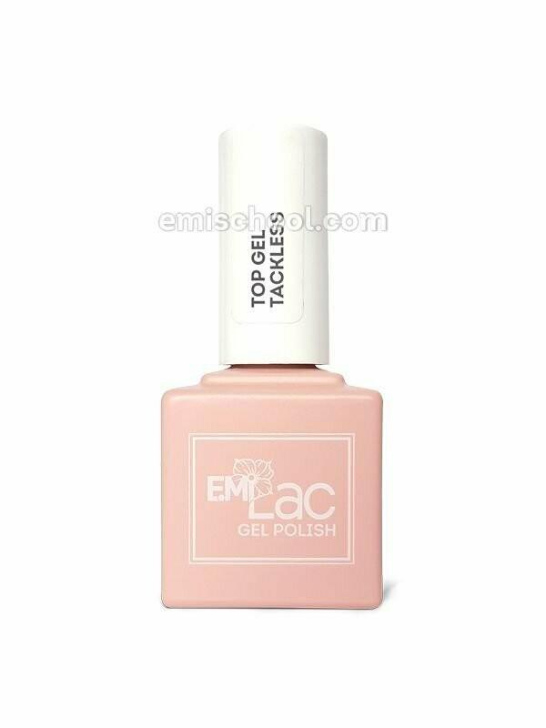 E.MiLac Top gel Tackless 9/15/30/100 ml.
