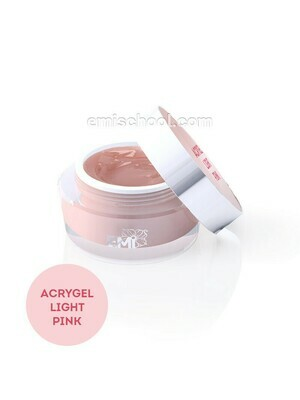 Acrygel Light Pink, 5/15/50 g.