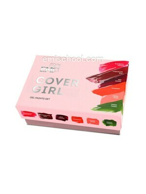 Set Cover Girl Gel Paints