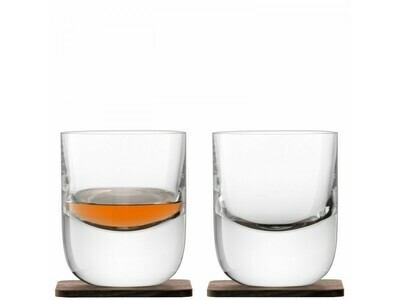 НАБОР из 2 СТАКАНОВ  Renfrew Whisky LSA