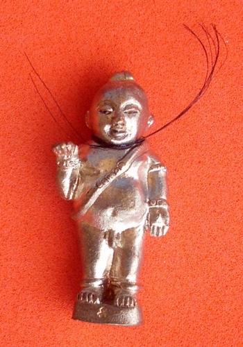 Kumarn Taep Maha Mongkol 9 (Gammagarn, only 180 made) - Run Wai Kroo 54 - Nuea Nava Loha Tem Soot - Ajarn Prasut - Wat Nai Tao