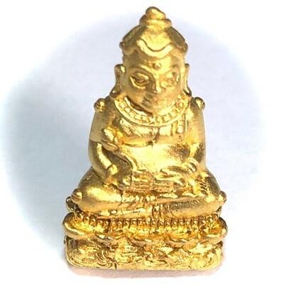 Pra Bua Khem  Maha Lap (Pra Upakut) - Pra Ajarn Waen Tammaragkidto - Wat Pracha Samakee Tam