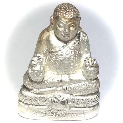 Pra Sangkajjai Maha Lap for riches health and happiness - Nuea Chup Ngern Pon Sai - Luang Phu Key Gittiyano 2554 BE
