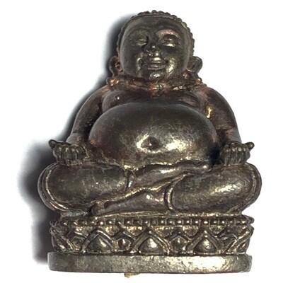 Pra Sangkajjai Loi Ongk Nuea Nava Loha Ud Pong - Traimas 2554 BE Edition - Luang Por Sakorn Wat Nong Grub