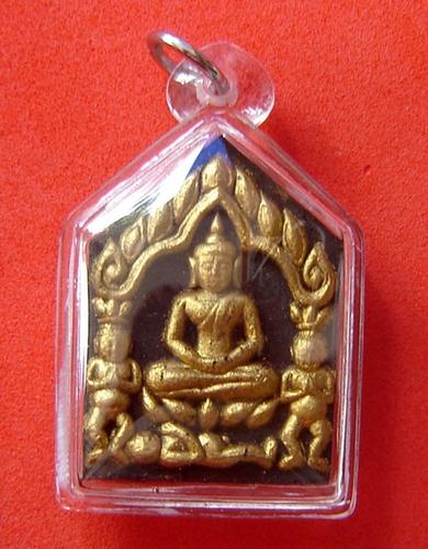 Khun Phaen Prai Kumarn with 3 Kumarn Tong - Nuea Pong Pised Wan Bad Tong -Yant Grao Paetch - 7 Takrut Maha Sanaeh 5 Takrut Mad Jai + real pearl - by 5 Top Masters of Metta Maha Sanaeh