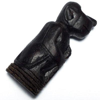 Paya Ling Lom Paetch Kong Adamantine Wicha Slow Loris - Sacred Black Ngiw Treewood - Luang Por Raks Analayo