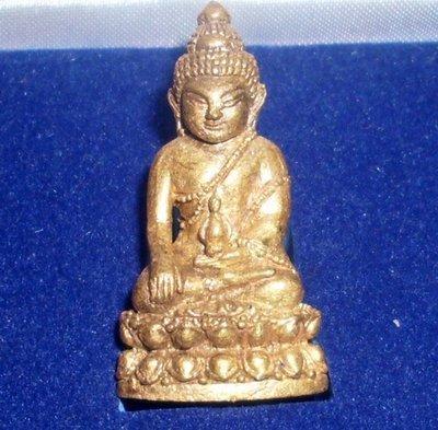 Pra Kring Bpatumo - Nuea Tong Chanuan Gao - Run Dtraimas 53 - Por Tan Bun Hai - Wat Ta Muang