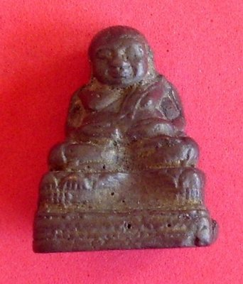 Pra Sangajjai Loi Ongk (Roop Lor Boran) - Luang Por Hyord - Wat Gaew Jaroen