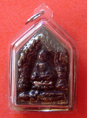 Khun Phaen Prai Kumarn 3 Kumarn Tong (Ongk Kroo) - Pong Prai Maha Sanaeh in Metta Oil - 2nd edition 2553 BE - Yant Look Om, 20 silver Takruts, 2 real pearls - blessed by 5 Top Masters of Maha Sanaeh