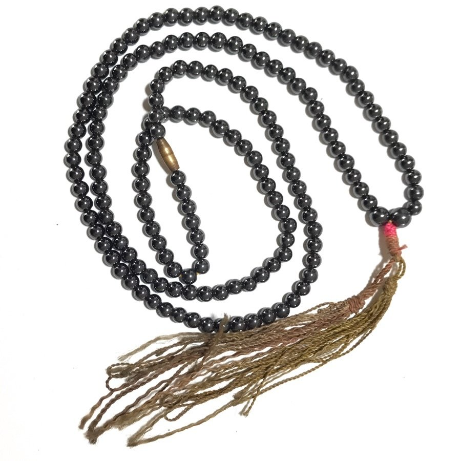 Prakam Saksit Lek Lai Bead Buddhist Rosary for Powerful Meditation, Prayer and Protection - Luang Por Huan 2548 BE