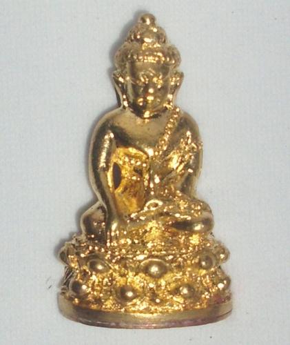 Pra Kring Bua Rorb - 'Run Burana Sala' Wat Kae and Wat Noi Chompoo - Nuea Tong Tip