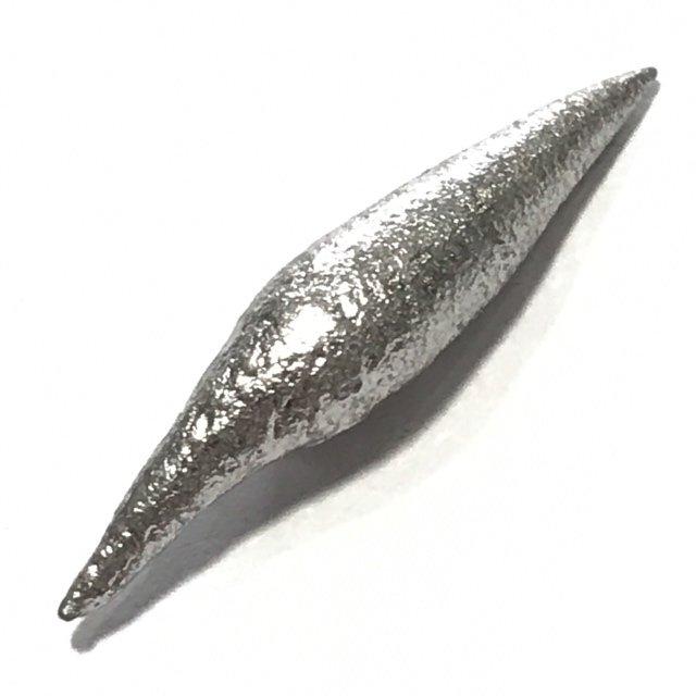 Silver Lek Lai Ngern Yuang Wachiratat 2548 BE 2.5 Cm Luang Por Huan Wat Putai Sawan Ultra Rare