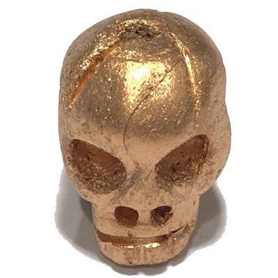 Prai Grasip Ai Khee Der  Jom Chon - Graduk Aathan Gae (Carved Ghost Bone) - Luang Phu Jan Khantigo (Kampuchea) 2552 BE