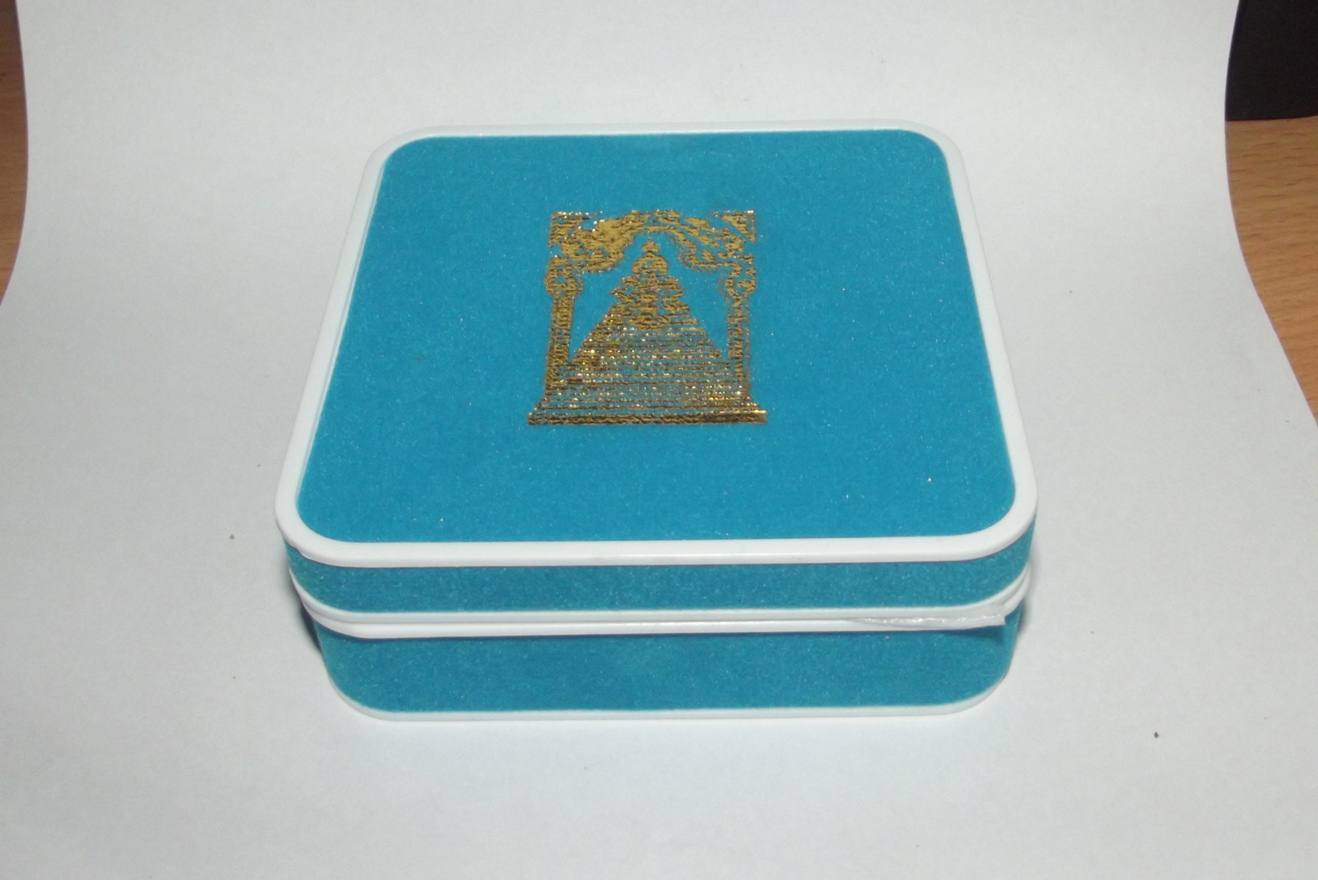 Pra Somdej Koo Bun Baramee Sethee Dtor Ngern Dtor Tong - Gao Maha Mongkol Edition - 2 Amulet Box Set - Temple of the Dawn 2554 BE