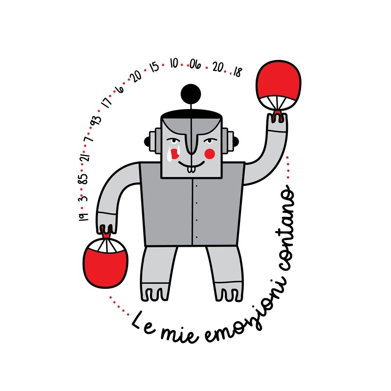 Robot BIMBO: Le mie emozioni contano!