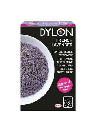 Dylon textielverf machine 350gr + zout