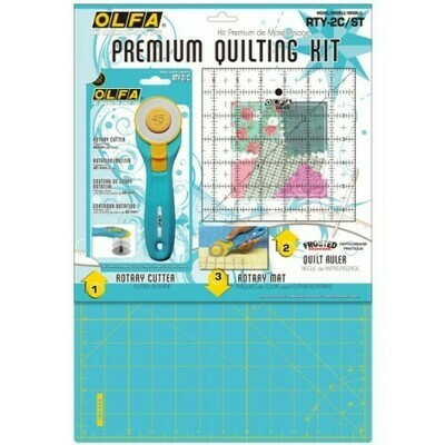 Olfa Quilting Kit A3 azuur