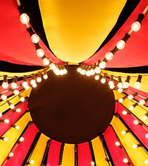 Zomervakantie 'Circus'
