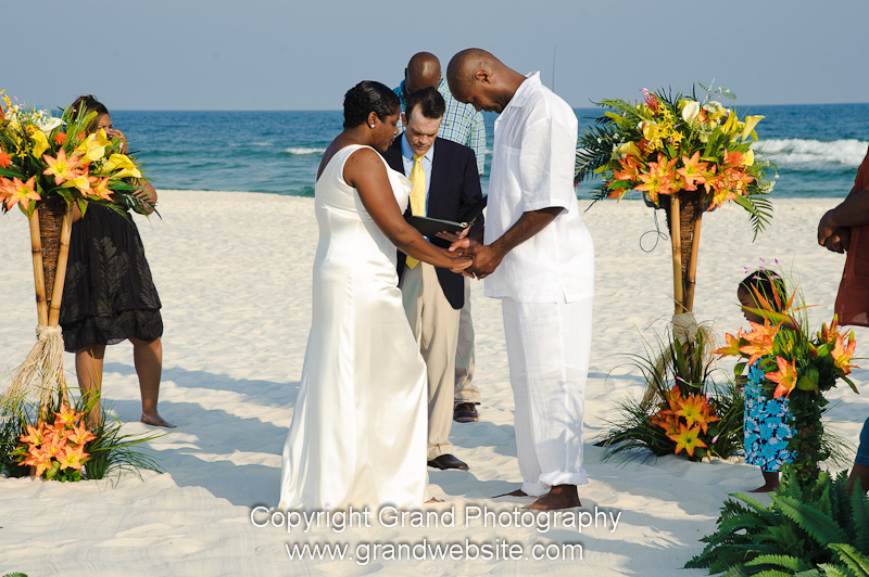 Bamboo Love Nests-Beach Wedding Special Package
