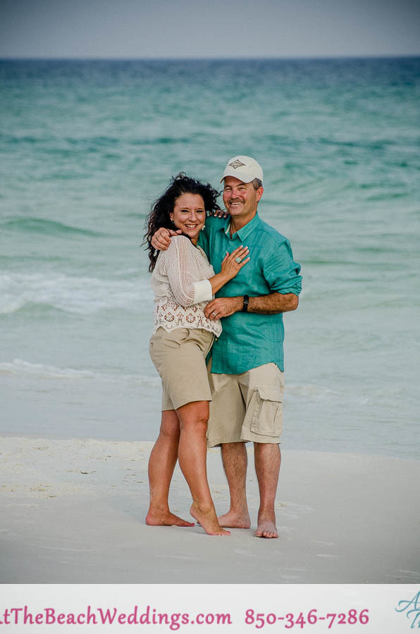 Walkout Beach Wedding - Beach or Park Wedding Officiant & Photography Package