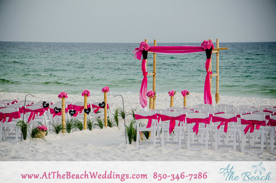 Customize Your Own Bamboo Wedding Package starting at