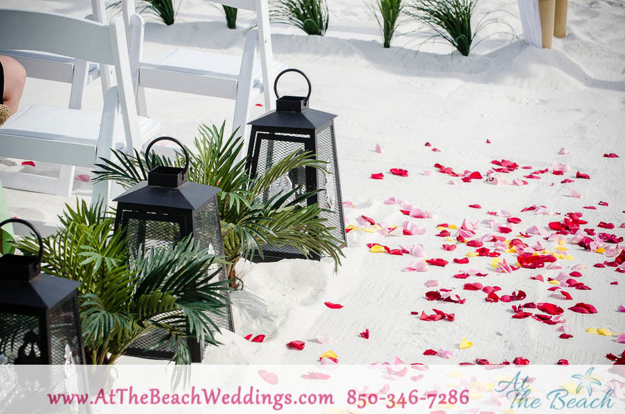 Add-Ons to Wedding Packages- Flowers, Chairs, Walkways, Slideshows and Video