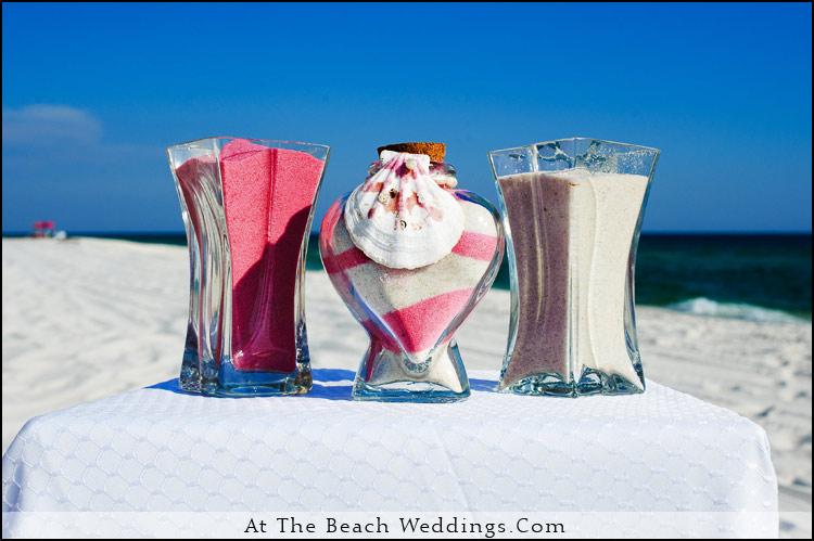 Bamboo Palms  - Beach wedding Package