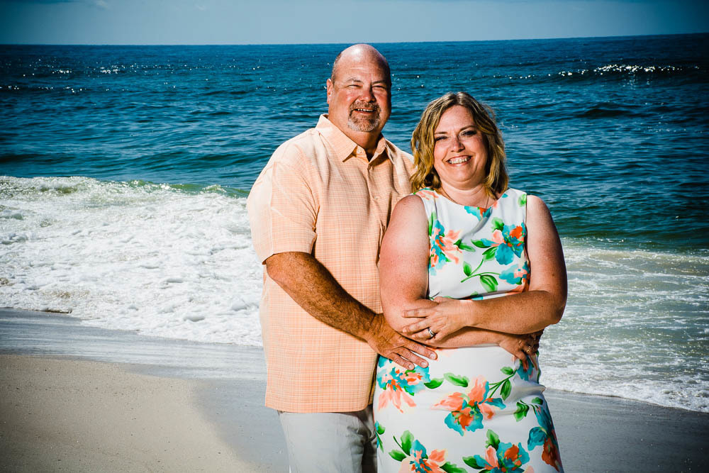 Walkout Beach Wedding - Beach or Park Wedding Officiant & Photography Package