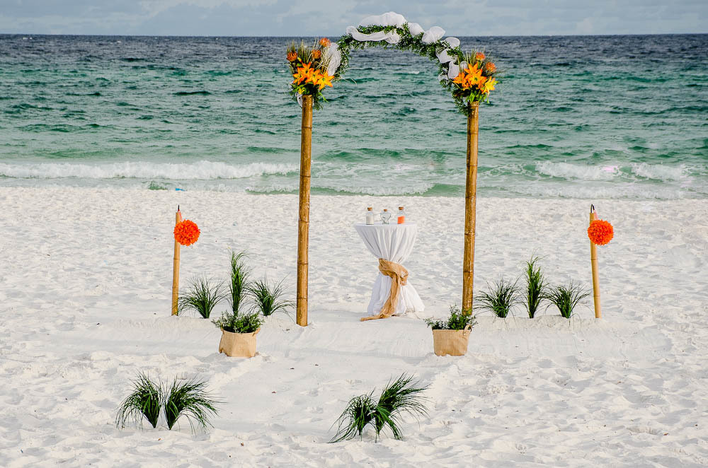 Bamboo Adventure-Beach Wedding Special Package 00035