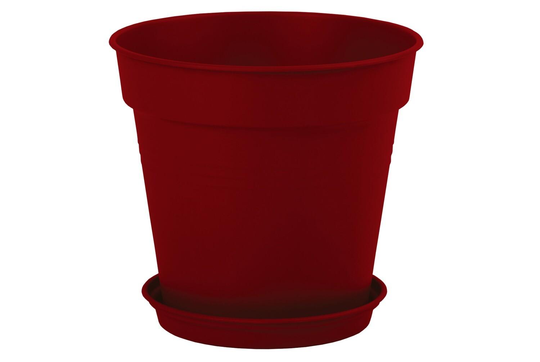 Round Pot 24 cm (Pack of 2)