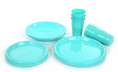 Party Plates And Cups Set