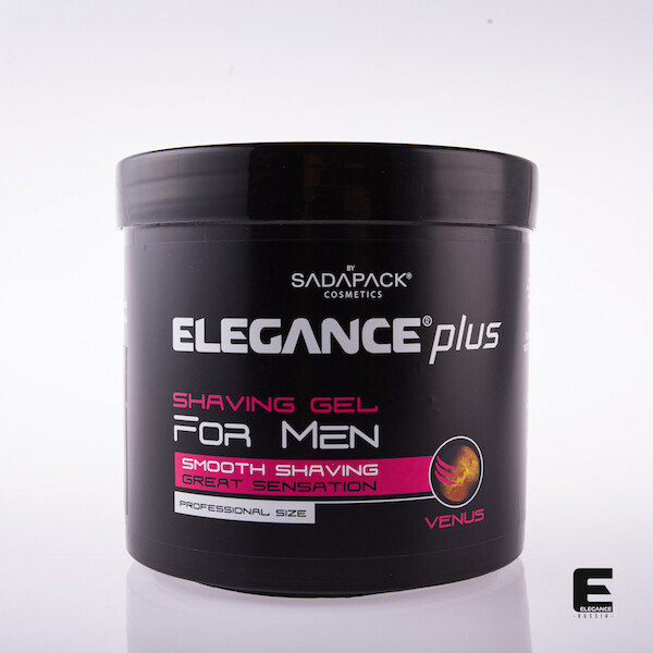 "Гель для бритья Elegance Plus ""Venus"" 1000 ml"
