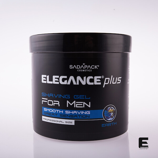 "Гель для бритья Elegance Plus ""Earth"" 1000 ml"