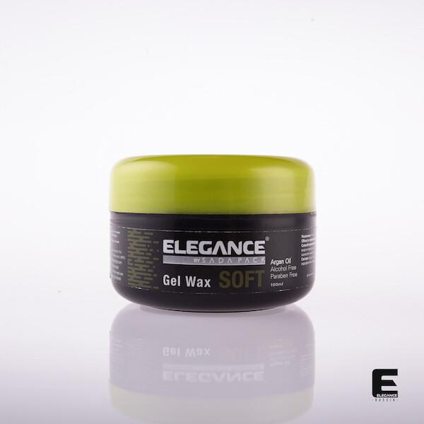 """Гель для волос Elegance """"Soft"""" 100ml"""