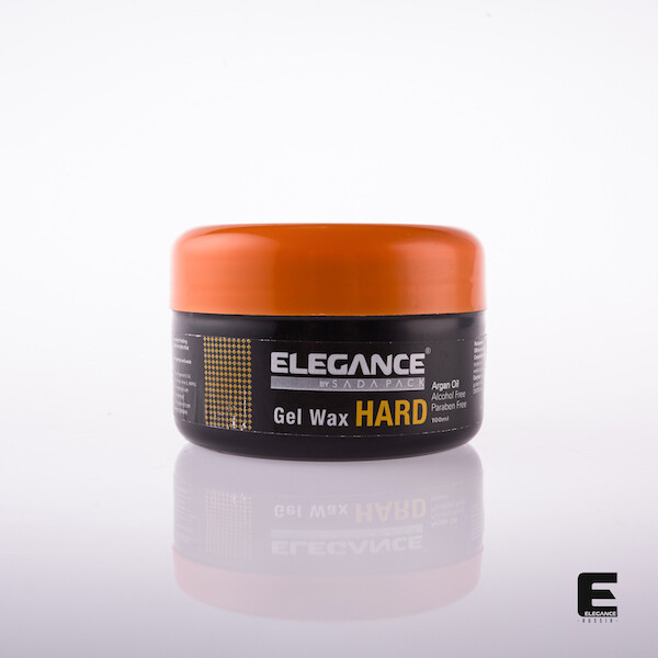 "Гель для волос Elegance ""Hard"" 100ml"