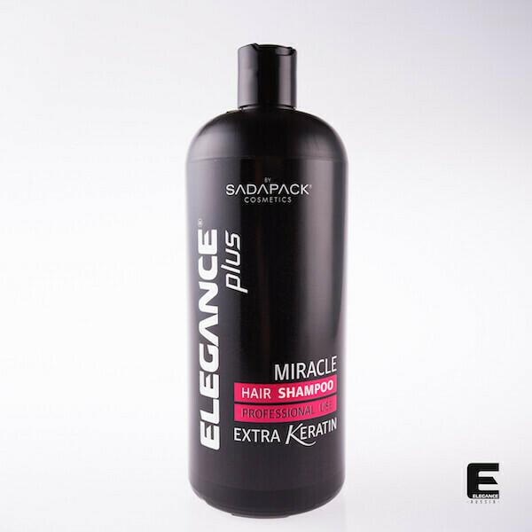 """Шампунь для волос Elegance """"Miracle"""" 1000 ml"""