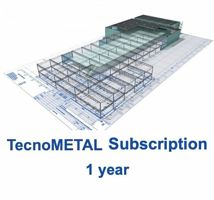 TecnoMETAL SUBSCRIPTION 2 years