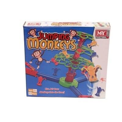 Jumping Monkeys Board Game