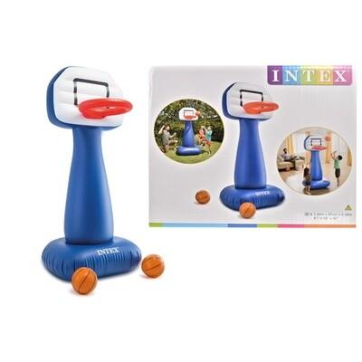 Intext Shootin Hoops Basketball Set