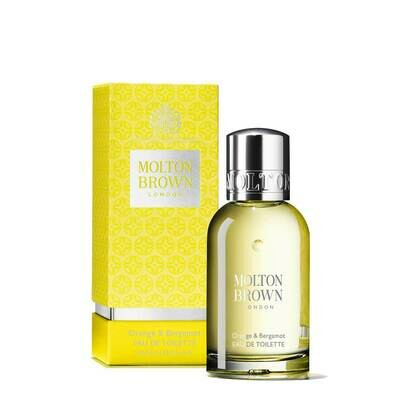 Orange & Bergamot Eau de Toilette