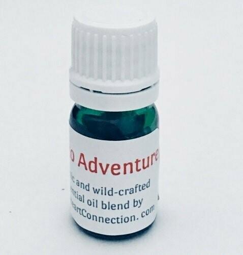 Óleo Essencial Call to Adventure / Chamado para Aventura (4ml)